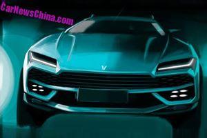 China's First Lamborghini Urus Rip Off May Actually Look Decent