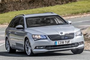 This Skoda Superb Is The Armored VW Passat Wagon We Can't Get