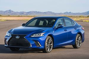 Lexus Promises To Keep Building Cars Despite SUVs Dominating The Market