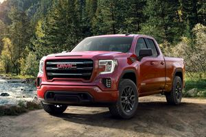 GMC Sierra Elevation Revealed With 310-HP Turbo Four-Cylinder