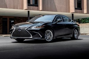2019 Lexus ES Sedan First Drive Review: Revamped And Ready To Rock