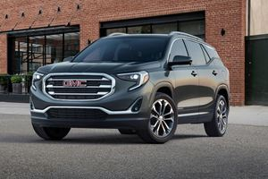 2018 GMC Terrain Recalled Because The Airbag May Not Deploy In A Crash