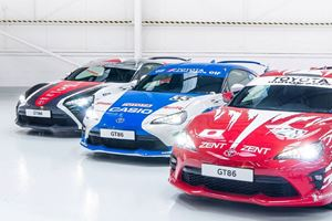 Toyota Celebrates 86th Running Of LeMans With Three Special 86s