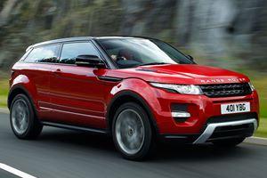 The Rover Range Rover Evoque Three-Door Is Officially Dead