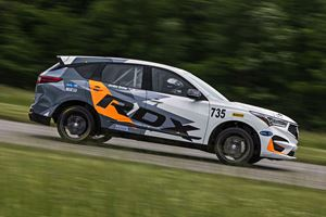 2019 Acura RDX Will Race At Pikes Peak With Modified 350-HP Engine