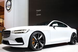 The Polestar 1 Will Charge The Goodwood Hill Climb Next Month
