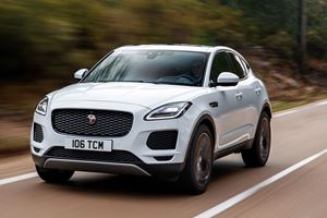 More Affordable Jaguar E-Pace Now Available With Adaptive Suspension