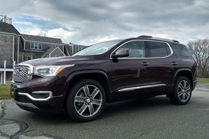 2018 GMC Acadia Denali Test Drive Review: The New Family Truckster