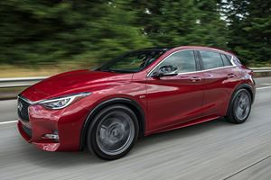 The 2018 Infiniti QX30 Is Already Getting A Price Increase