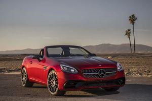 2019 Mercedes-AMG SLC 43 Gets A Surprise Power Upgrade