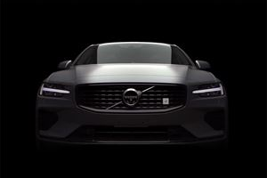 Polestar-Tuned Volvo S60 Teased With 415 HP And Gold Calipers