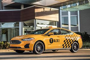 Your Next New York Taxi Could Be A 2019 Ford Fusion Hybrid