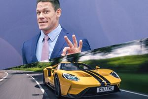 John Cena And Ford Reach A Settlement Over GT Sale