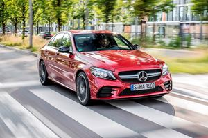 2019 Mercedes-Benz C-Class First Drive Review: The Art Of C
