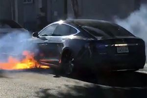 General Motors Offers Chevy Bolt To Tesla Fire Victim