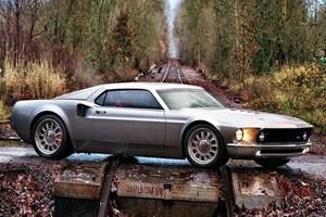 1969 Ford Mustang Mach 1 Fitted With Ford GT Engine Upped To 850 HP