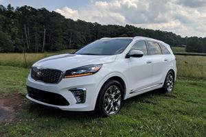 2019 Kia Sorento First Drive Review: More Of A Good Thing