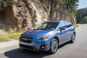 2019 Subaru Crosstrek Arrives With Updated Safety Tech