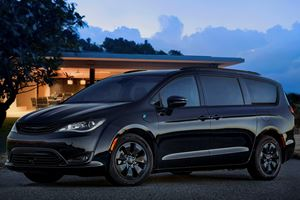 Murder Out Your Pacifica Hybrid With New S Appearance Pack