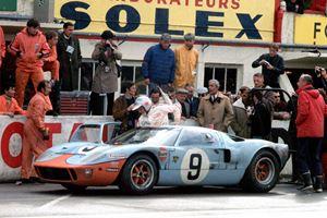 Ford Vs. Ferrari Film Could Star Matt Damon As Carroll Shelby