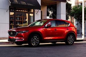 Mazda CX-5 Could Get The Turbocharged Treatment