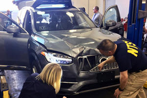 'Safety' Driver Of Driverless Uber Was Streaming TV Before Fatal Crash
