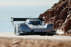 Fully-Electric Volkswagen I.D. R Pikes Peak Smashes All Previous Records