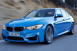 Trademark Suggests Three New BMW M Models Are Coming