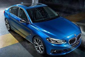 BMW 1 Series Sedan Arrives In North America
