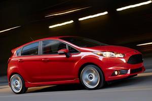 2019 Ford Fiesta ST Line Costs Thousands Less Than A Fiesta ST