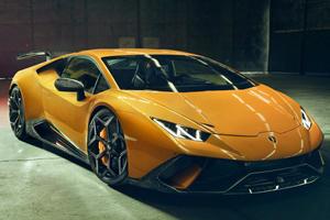 Novitec Makes The Lamborghini Huracan Performante More Hardcore