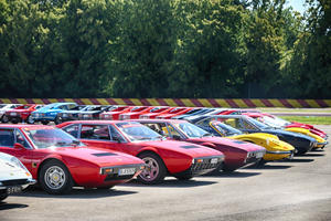 Ferrari Held A 50th Birthday Party For The Dino One Year Late