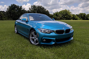 2018 BMW 4 Series Convertible Review: Top-Down Fun Comes At A Price