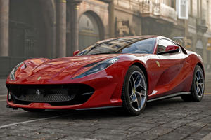 You'll Soon Be Able To Drive The Ferrari 812 Superfast in Forza
