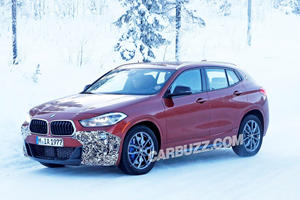BMW Testing Two Hotter Versions Of The X2 On The Nurburgring