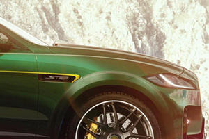 Check Out The Monstrous Brakes Of The World's Fastest SUV