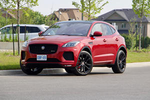 2019 Jaguar E-Pace Test Drive: Hello Kitty