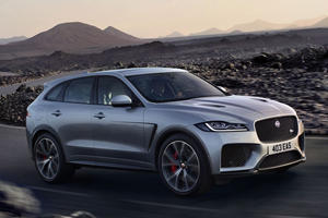 Jaguar Trademarks C-Pace Name, Could It Be An SUV-Coupe?