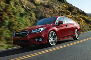 2019 Subaru Legacy And Outback Arrive With New Safety Tech