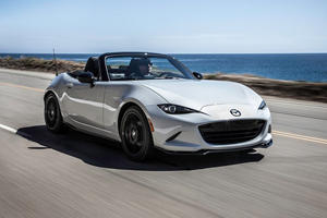 The More Powerful Mazda Miata Is Surprisingly More Efficient