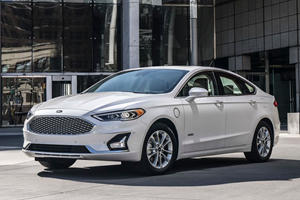 The Ford Fusion May Survive Ford's Mass Assault On Sedans