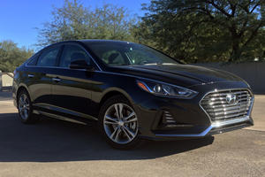 2018 Hyundai Sonata Test Drive Review: Flashier But Still Seeking A Personality