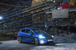 Watch The New Ford Fiesta ST Indulge Its Need For Speed... Underground