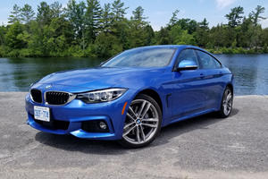 2019 BMW 4 Series Gran Coupe Test Drive Review: Family-Friendly Performance