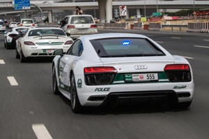 10 Amazing Police Cars From Around The World