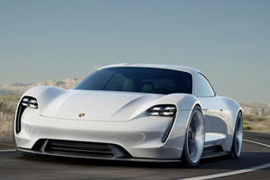 People Are Already Trying To Order The Porsche Taycan