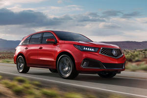 2019 Acura MDX Gains Sporty Looks With New A-Spec Package