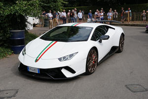 Lamborghini Delivers More Cars In First Half Of 2018 Than All Of 2013
