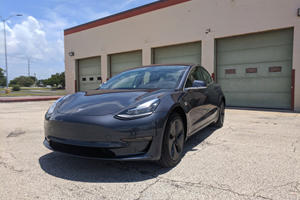 2017 Tesla Model 3 Review