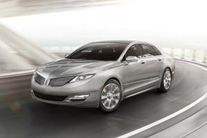 Luxury Brand Rebirth: 2013 Lincoln MKZ Revealed